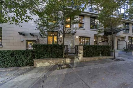 R2218647 - 518 SMITHE STREET, Downtown VW, Vancouver, BC - Townhouse