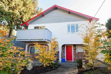 R2218663 - 247 W 23RD STREET, Central Lonsdale, North Vancouver, BC - House/Single Family
