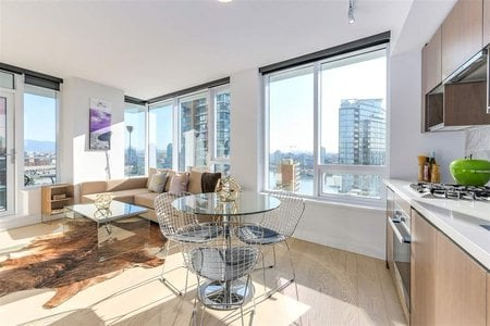 R2218707 - 1656 38 SMITHE STREET, Downtown VW, Vancouver, BC - Apartment Unit