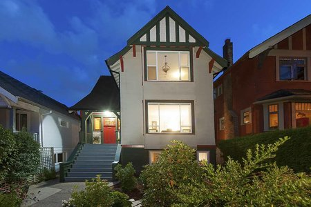 R2218715 - 3316 W 3RD AVENUE, Kitsilano, Vancouver, BC - House/Single Family