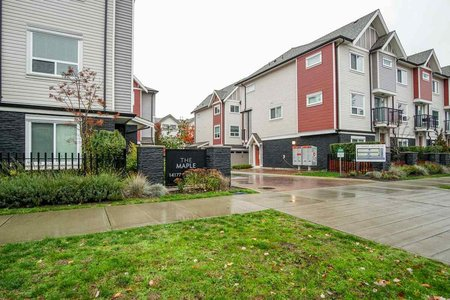 R2218738 - 3 14177 103 AVENUE, Whalley, Surrey, BC - Townhouse