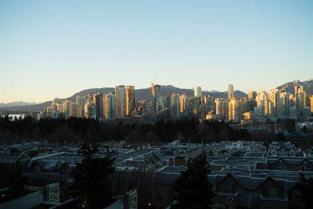 R2218745 - 701 2411 HEATHER STREET, Fairview VW, Vancouver, BC - Apartment Unit
