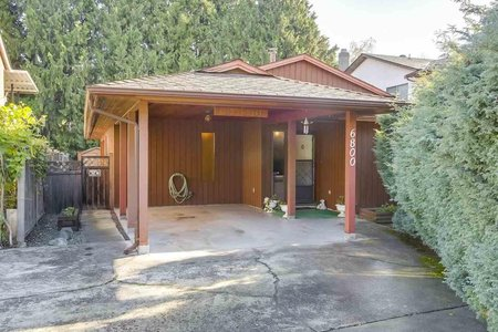 R2218837 - 6800 NO. 1 ROAD, Riverdale RI, Richmond, BC - House/Single Family