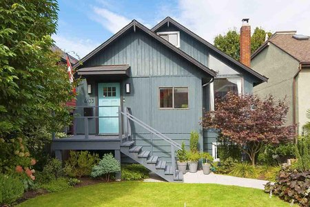 R2218882 - 4133 W 11TH AVENUE, Point Grey, Vancouver, BC - House/Single Family