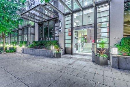 R2218919 - 2506 1255 SEYMOUR STREET, Downtown VW, Vancouver, BC - Apartment Unit