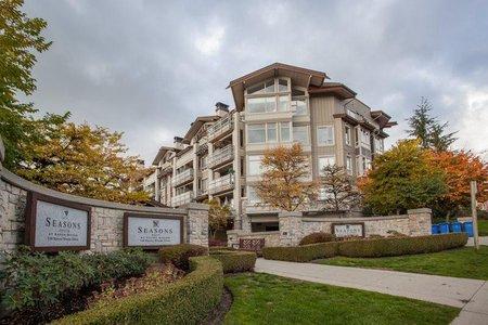 R2219011 - 423 580 RAVEN WOODS DRIVE, Roche Point, North Vancouver, BC - Apartment Unit