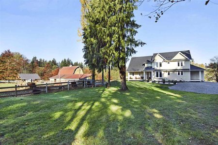 R2219055 - 24987 19TH AVENUE, Otter District, Langley, BC - House with Acreage