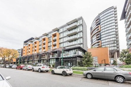 R2219070 - 705 8488 CORNISH STREET, S.W. Marine, Vancouver, BC - Apartment Unit