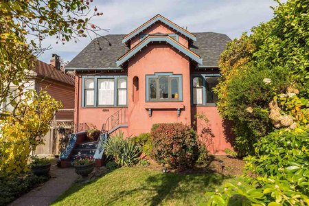 R2219110 - 3509 TRIUMPH STREET, Hastings East, Vancouver, BC - House/Single Family