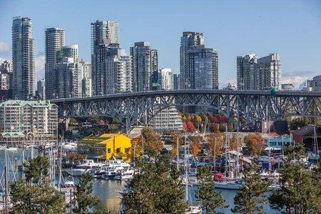 R2219160 - 607 1470 PENNYFARTHING DRIVE, False Creek, Vancouver, BC - Apartment Unit