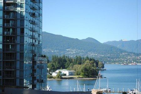 R2219273 - 401 1415 WEST GEORGIA STREET, Coal Harbour, Vancouver, BC - Apartment Unit