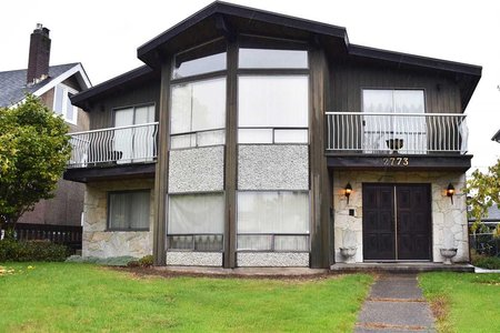 R2219277 - 2773 TRIUMPH STREET, Hastings East, Vancouver, BC - House/Single Family