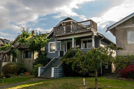 R2219306 - 2886 TRINITY STREET, Hastings East, Vancouver, BC - House/Single Family