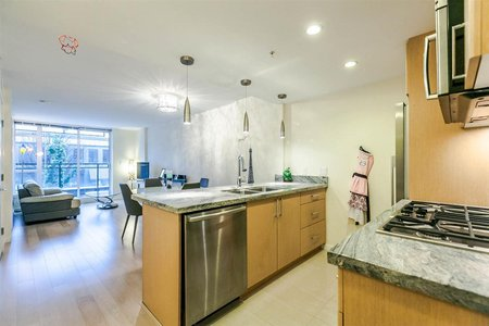 R2219353 - 202 89 W 2ND AVENUE, False Creek, Vancouver, BC - Apartment Unit