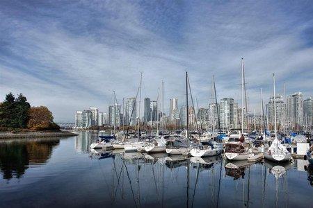 R2219375 - 341 658 LEG IN BOOT SQUARE, False Creek, Vancouver, BC - Apartment Unit