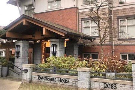 R2219574 - 220 2083 W 33RD AVENUE, Quilchena, Vancouver, BC - Apartment Unit