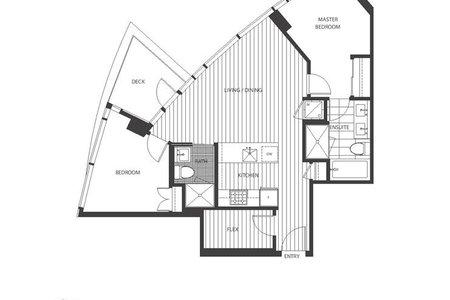 R2219703 - 3008 1283 HOWE STREET, Downtown VW, Vancouver, BC - Apartment Unit