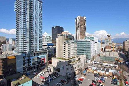 R2219793 - 1802 535 SMITHE STREET, Downtown VW, Vancouver, BC - Apartment Unit