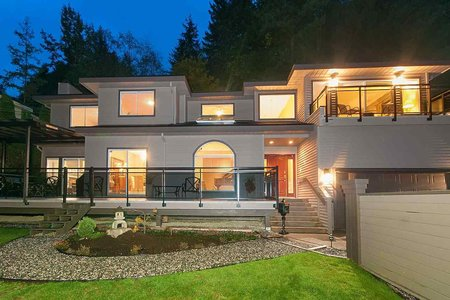R2219900 - 5263 MARINE DRIVE, Caulfeild, West Vancouver, BC - House/Single Family