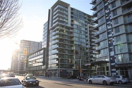 R2219910 - 606 1783 MANITOBA STREET, False Creek, Vancouver, BC - Apartment Unit