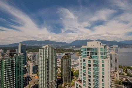 R2220124 - 3105 1239 W GEORGIA STREET, Coal Harbour, Vancouver, BC - Apartment Unit