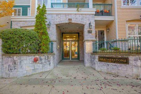R2220145 - 107 3278 HEATHER STREET, Cambie, Vancouver, BC - Apartment Unit