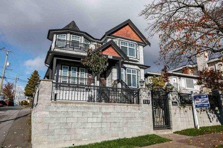 R2220173 - 717 E 59TH AVENUE, South Vancouver, Vancouver, BC - House/Single Family