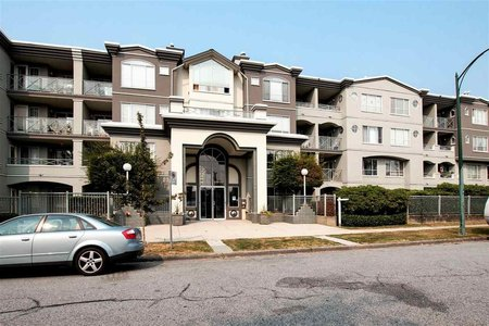 R2220259 - 314 6475 CHESTER STREET, Fraser VE, Vancouver, BC - Apartment Unit