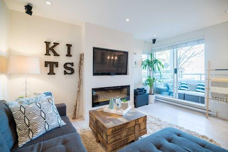 R2220284 - 106 1870 W 6TH AVENUE, Kitsilano, Vancouver, BC - Apartment Unit