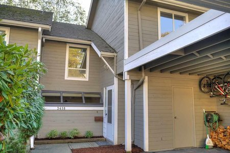 R2220289 - 3418 WEYMOOR PLACE, Champlain Heights, Vancouver, BC - Townhouse