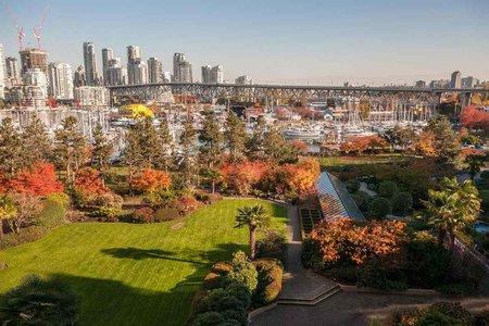 R2220358 - 606 1470 PENNYFARTHING DRIVE, False Creek, Vancouver, BC - Apartment Unit