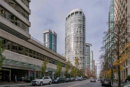 R2220399 - 1806 1200 ALBERNI STREET, West End VW, Vancouver, BC - Apartment Unit