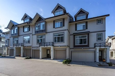 R2220438 - 23 14377 60 AVENUE, Sullivan Station, Surrey, BC - Townhouse