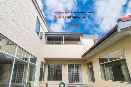 R2220460 - 8080 ST. ALBANS ROAD, Garden City, Richmond, BC - House/Single Family