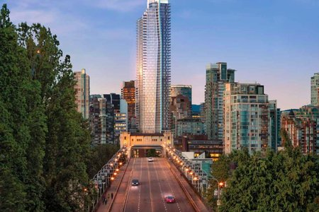 R2220501 - 3803 1289 HORNBY STREET, Downtown VW, Vancouver, BC - Apartment Unit