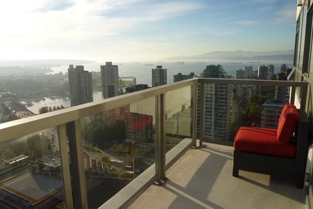 R2220561 - 2908 1308 HORNBY STREET, Downtown VW, Vancouver, BC - Apartment Unit