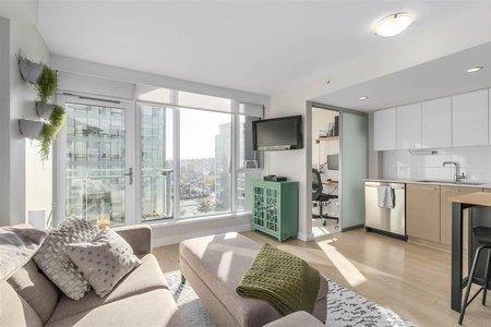 R2220580 - 802 1618 QUEBEC STREET, Mount Pleasant VE, Vancouver, BC - Apartment Unit