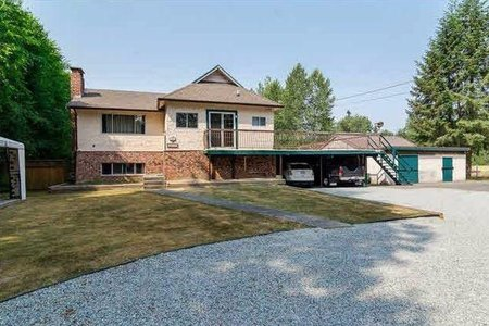R2220723 - 22995 74 AVENUE, Salmon River, Langley, BC - House with Acreage