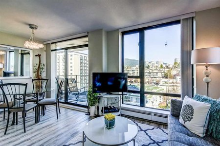 R2220849 - 1206 151 W 2ND STREET, Lower Lonsdale, North Vancouver, BC - Apartment Unit