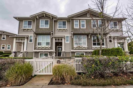 R2221021 - 90 8355 DELSOM WAY, Nordel, Delta, BC - Townhouse