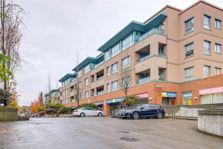 R2221022 - 316 223 MOUNTAIN HIGHWAY, Lynnmour, North Vancouver, BC - Apartment Unit