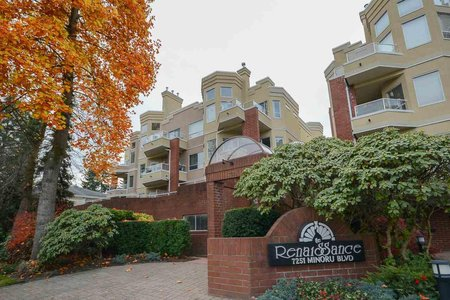 R2221038 - 223 7251 MINORU BOULEVARD, Brighouse South, Richmond, BC - Apartment Unit