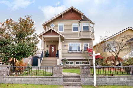 R2221048 - 3516 DUNDAS STREET, Hastings East, Vancouver, BC - House/Single Family