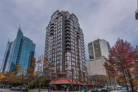 R2221071 - 1903 811 HELMCKEN STREET, Downtown VW, Vancouver, BC - Apartment Unit