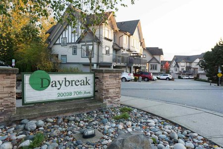 R2221074 - 55 20038 70 AVENUE, Willoughby Heights, Langley, BC - Townhouse