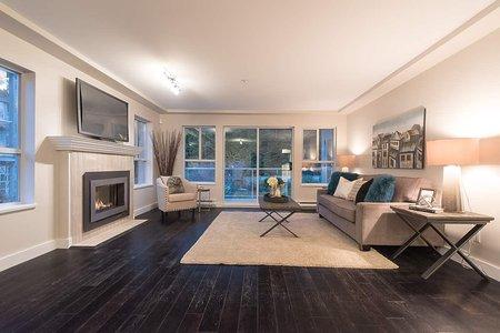 R2221137 - 208 1283 PARKGATE AVENUE, Northlands, North Vancouver, BC - Apartment Unit