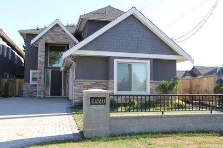 R2221176 - 4220 PENDLEBURY ROAD, Boyd Park, Richmond, BC - House/Single Family