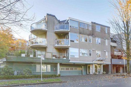 R2221188 - 303 908 W 7TH AVENUE, Fairview VW, Vancouver, BC - Apartment Unit