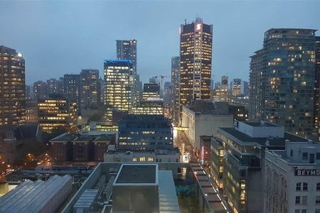 R2221211 - 2301 438 SEYMOUR STREET, Downtown VW, Vancouver, BC - Apartment Unit