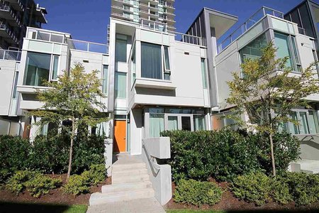 R2221291 - TH6 5728 BERTON AVENUE, University VW, Vancouver, BC - Townhouse